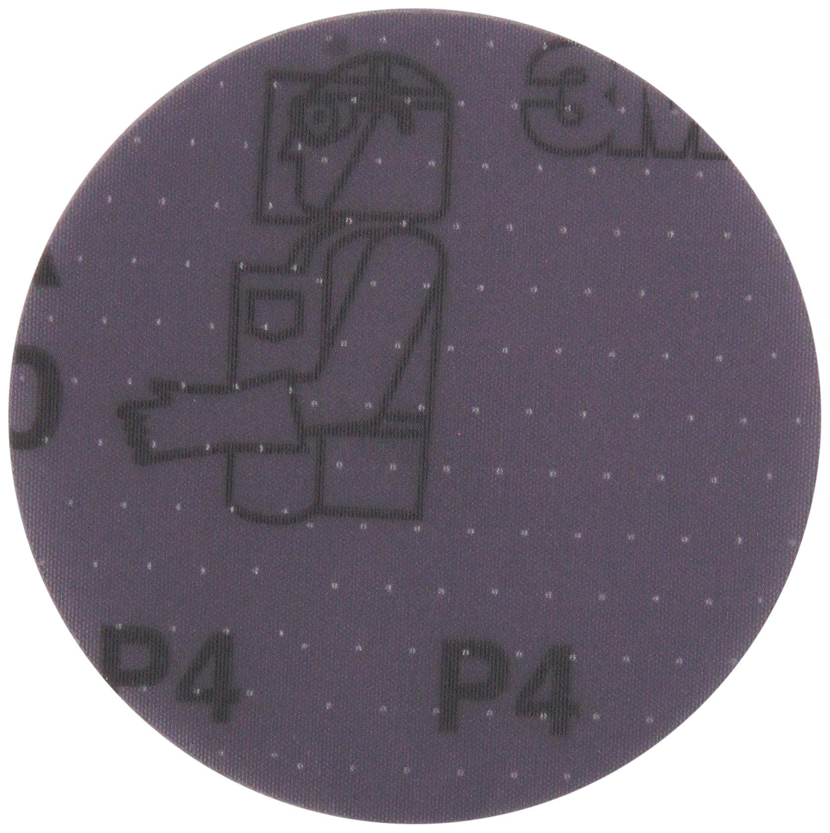 3M 02094 Trizact Hookit 3'' P1500 Grit Clear Coat Sanding Disc by 3M (Image #2)