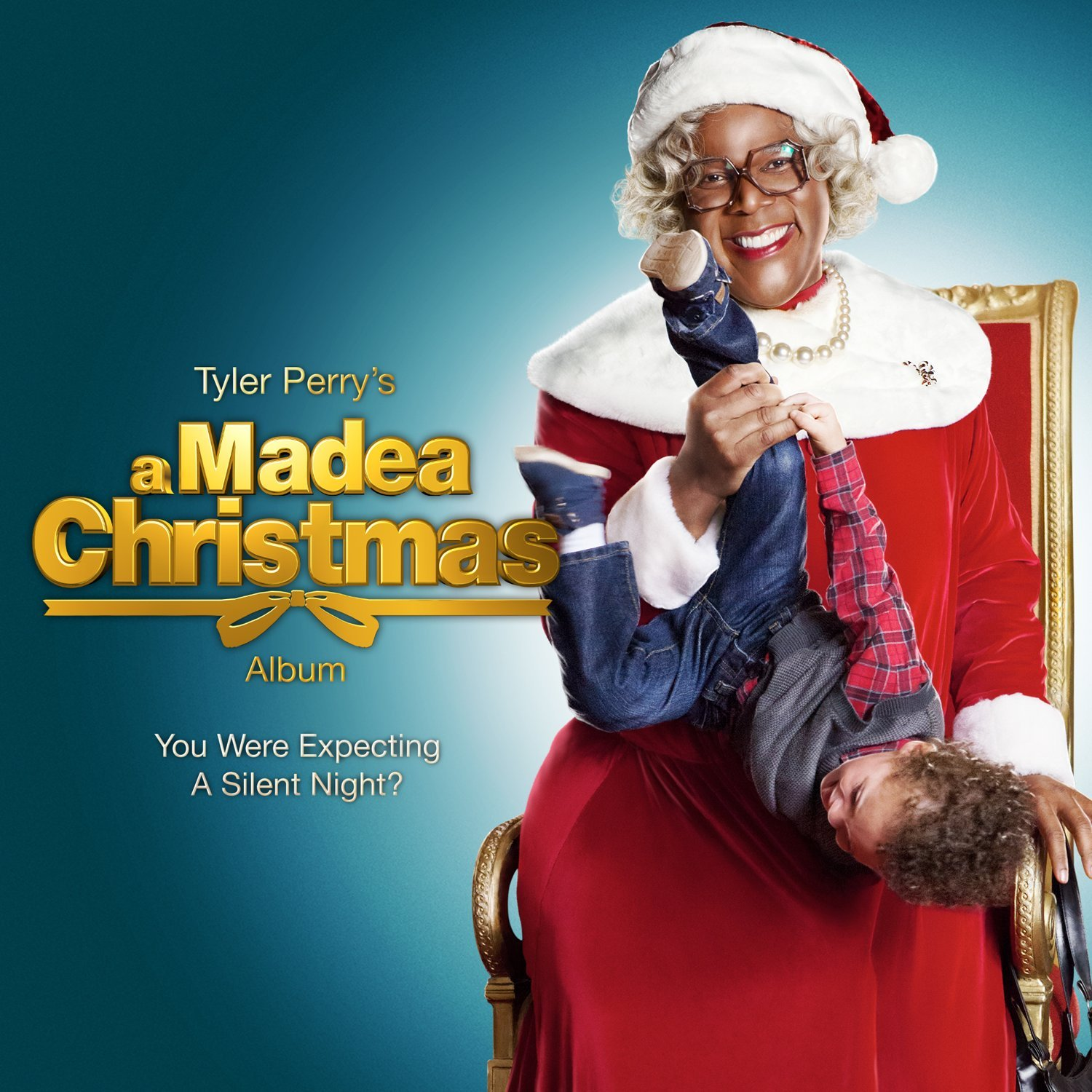 Soundtrack - Tyler Perry's A Madea Christmas Album - Amazon.com Music