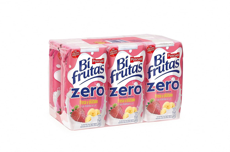 Bifrutas Fresa Plátano Prisma - Pack de 6 x 20 cl - Total: 120 cl: Amazon.es: Amazon Pantry