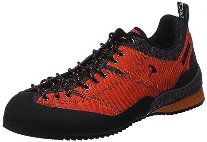 Boreal Flyers Vent Zapatos Deportivos, Hombre, Rojo, 39 1/2