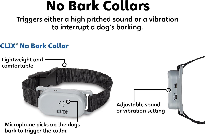 Clix No Bark Collar Large Of Animals Co