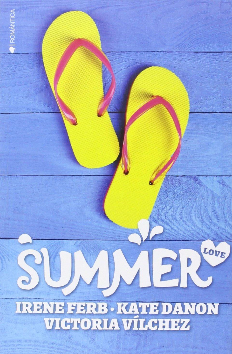 Summer Love (NEW ADULT): Amazon.es: Danon, Kate, Vílchez, Victoria ...