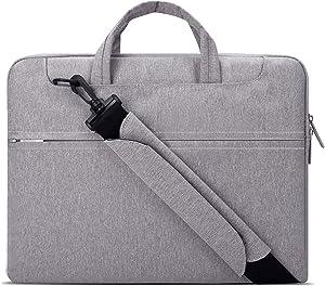 Lacdo 13 Inch Laptop Shoulder Bag Sleeve Case for Old 13
