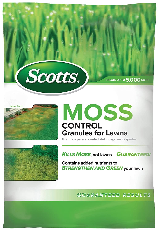 Scotts Control Granules Lawns 000 sq Image 1