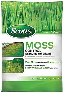Scotts Moss Control Granules for Lawns