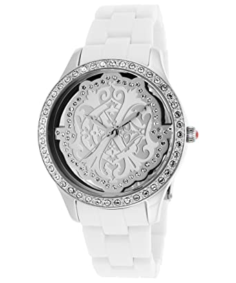 Amazon.com: Christian Lacroix Reloj de acetato 8001506 Color ...