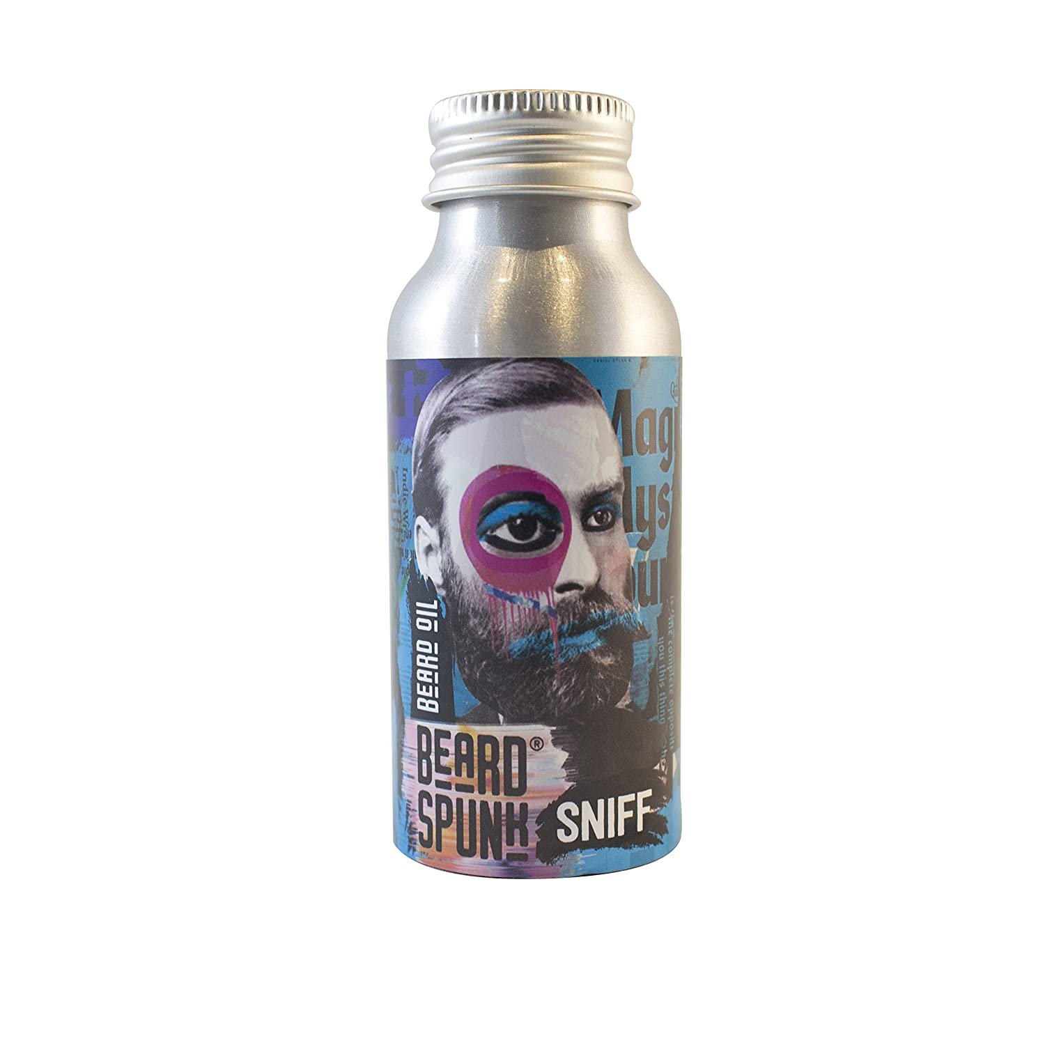 Beard Spunk SANDALWOOD Premium Beard & Moustache Oil - Large Bottle 50ml Beard Spunk ®