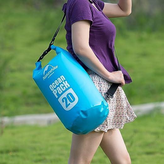Amazon Naturehike 20L 10L Ultralight PVC Waterproof Dry Bag