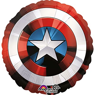 28'' AVENGERS SHIELD JMB - PKG: Toys & Games