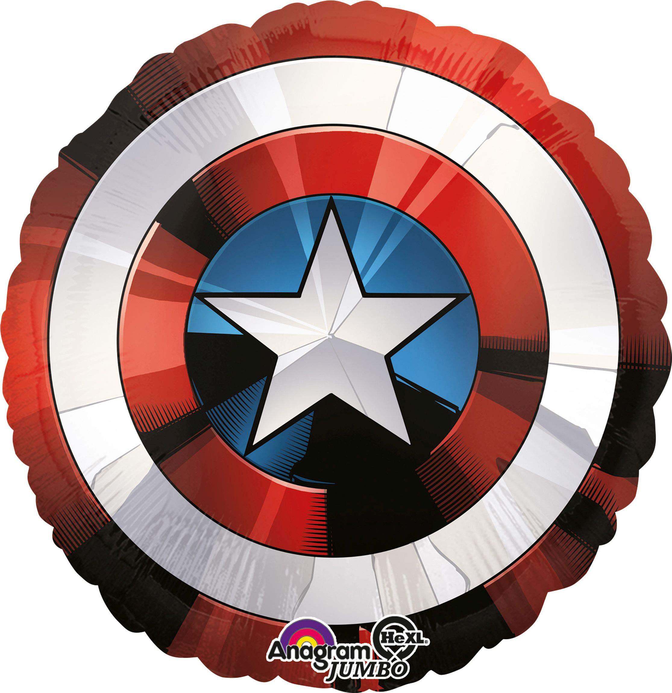 amscan Folienballon SuperShape Black Panther