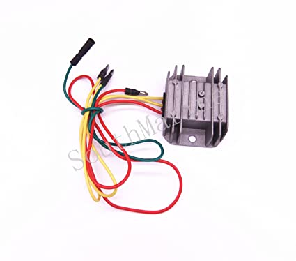 Amazon com: Boat Motor Rectifier Assy F25-05170500W for