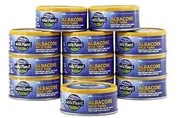 Wild Planet Wild Albacore Canned Tuna