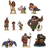 Disney Moana Deluxe Figure Play Set