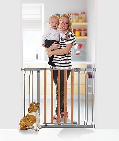 Amazon Com Dreambaby Cosmopolitan Pressure Mounted Baby Gate Baby