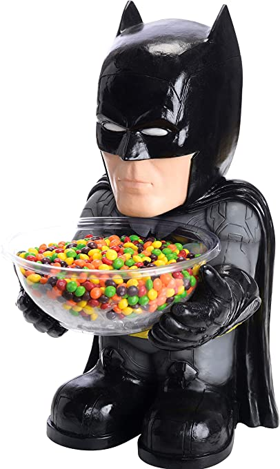 Rubies DC Comics Small Candy Bowl Holder Batman