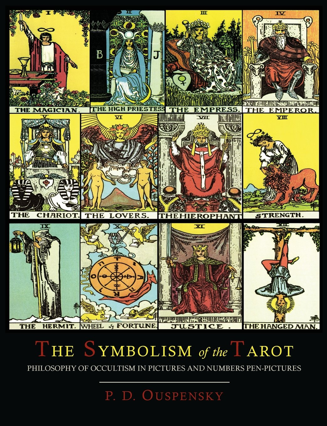 Download The Symbolism of the Tarot [Color Illustrated Edition] PDF