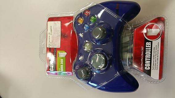 Amazon Com Gamestop Wired Controller For Xbox 360 Computers Accessories