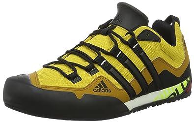 adidas uomini terrex swift solo scarpe da ginnastica, unisex adulto, amarillo