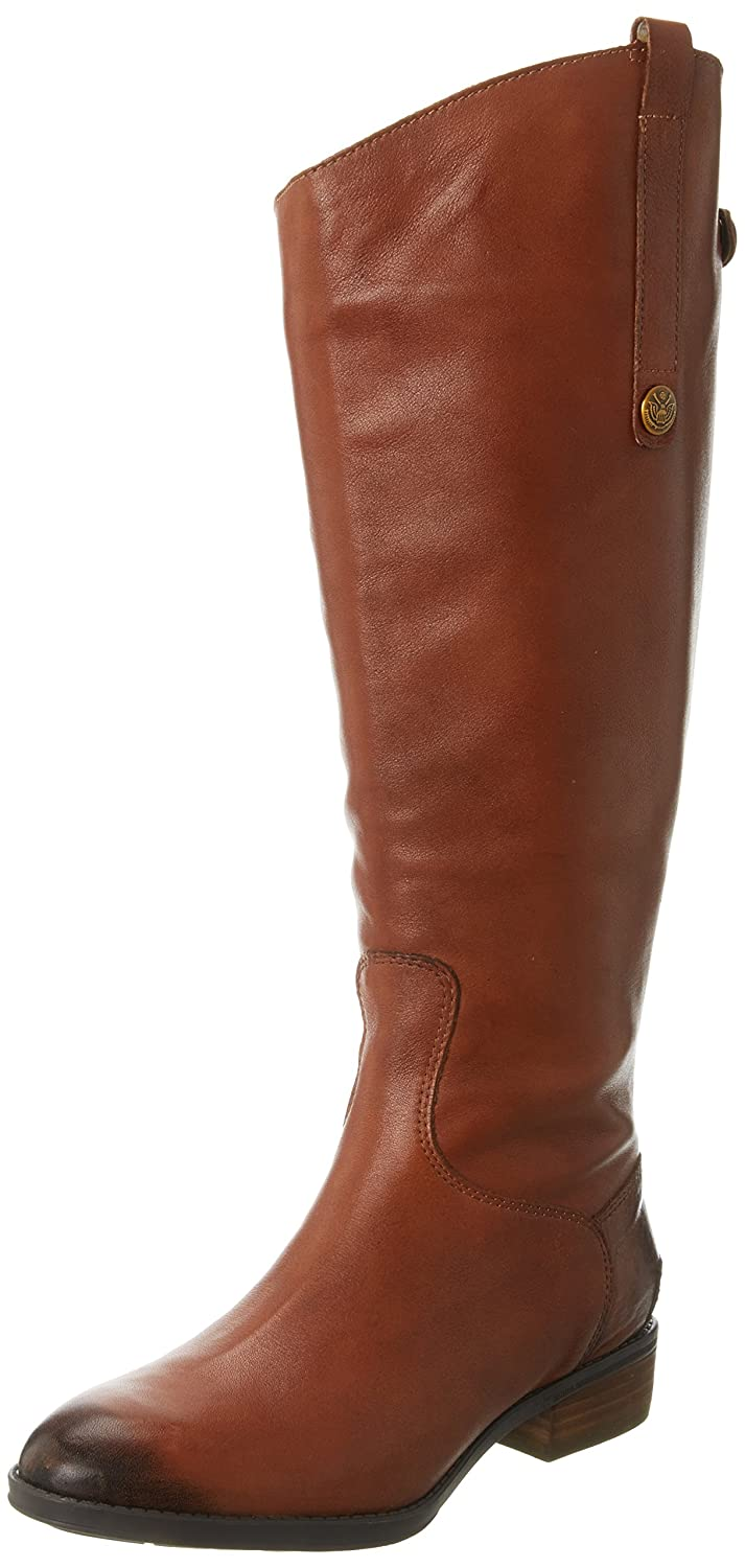 Whisky Sam Edelman Women's Penny 2 Wide Shaft Riding Boot