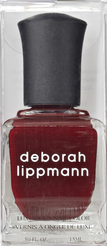 deborah lippmann Crème Nail Lacquer, Single Ladies