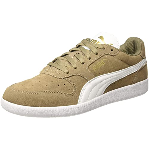 Puma Icra Trainer SD Zapatillas Unisex adulto Marrón Fossil Puma White Puma Team Gold 41 38 5 EU