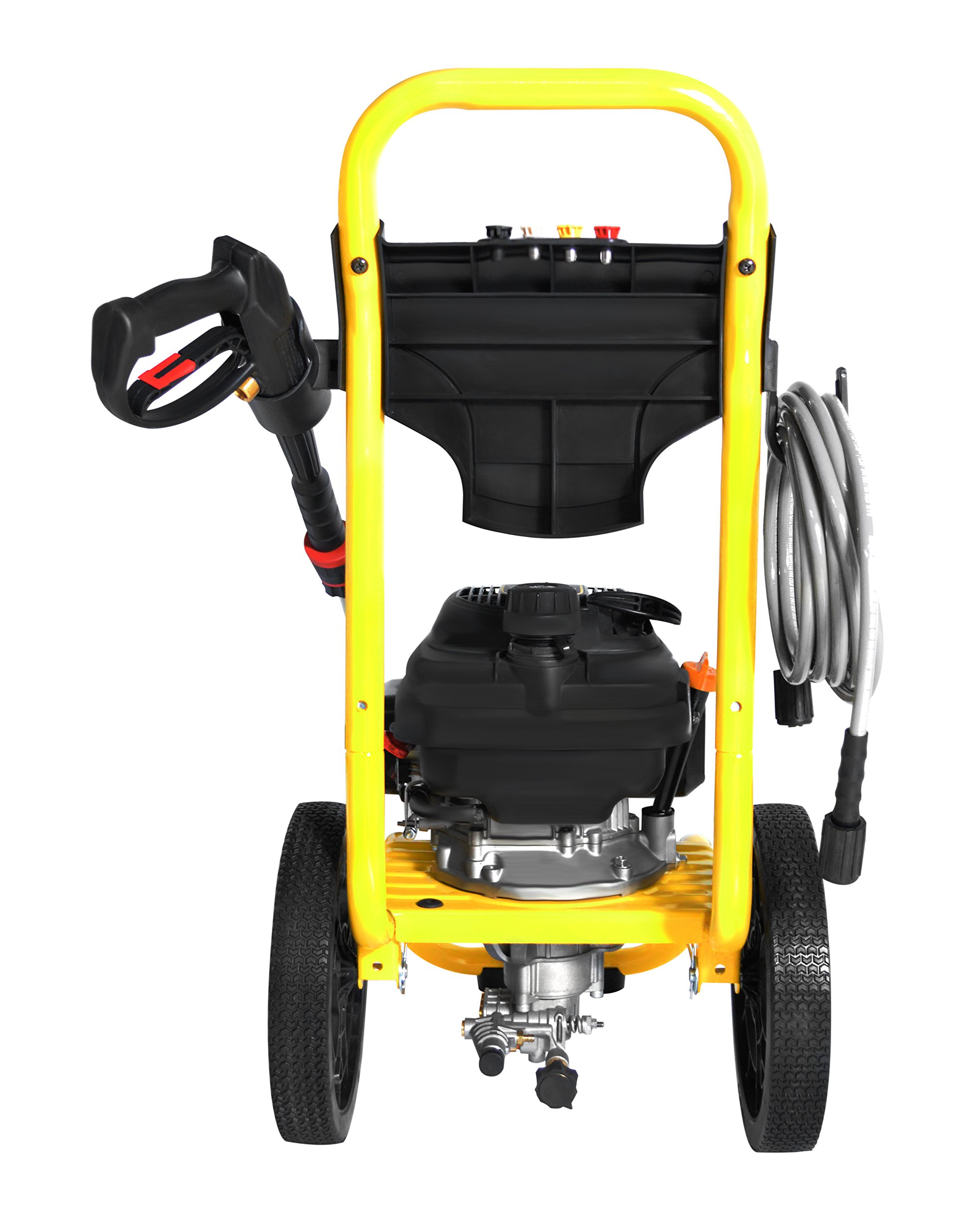 STANLEY SXPW2823 2800 PSI @ 2.3 GPM Gas Pressure Washer Powered by STANLEY (50-State) by Stanley (Image #2)