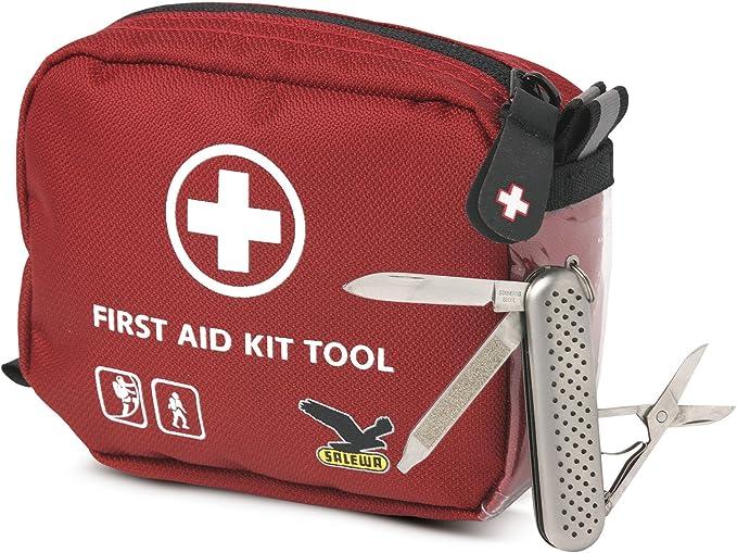 Salewa 00-0000002590 Tool - Botiquín de Primeros Auxilios: Amazon.es: Deportes y aire libre