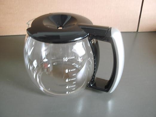 DeLonghi Jarra de cristal café Jarra de cristal para cafetera ...