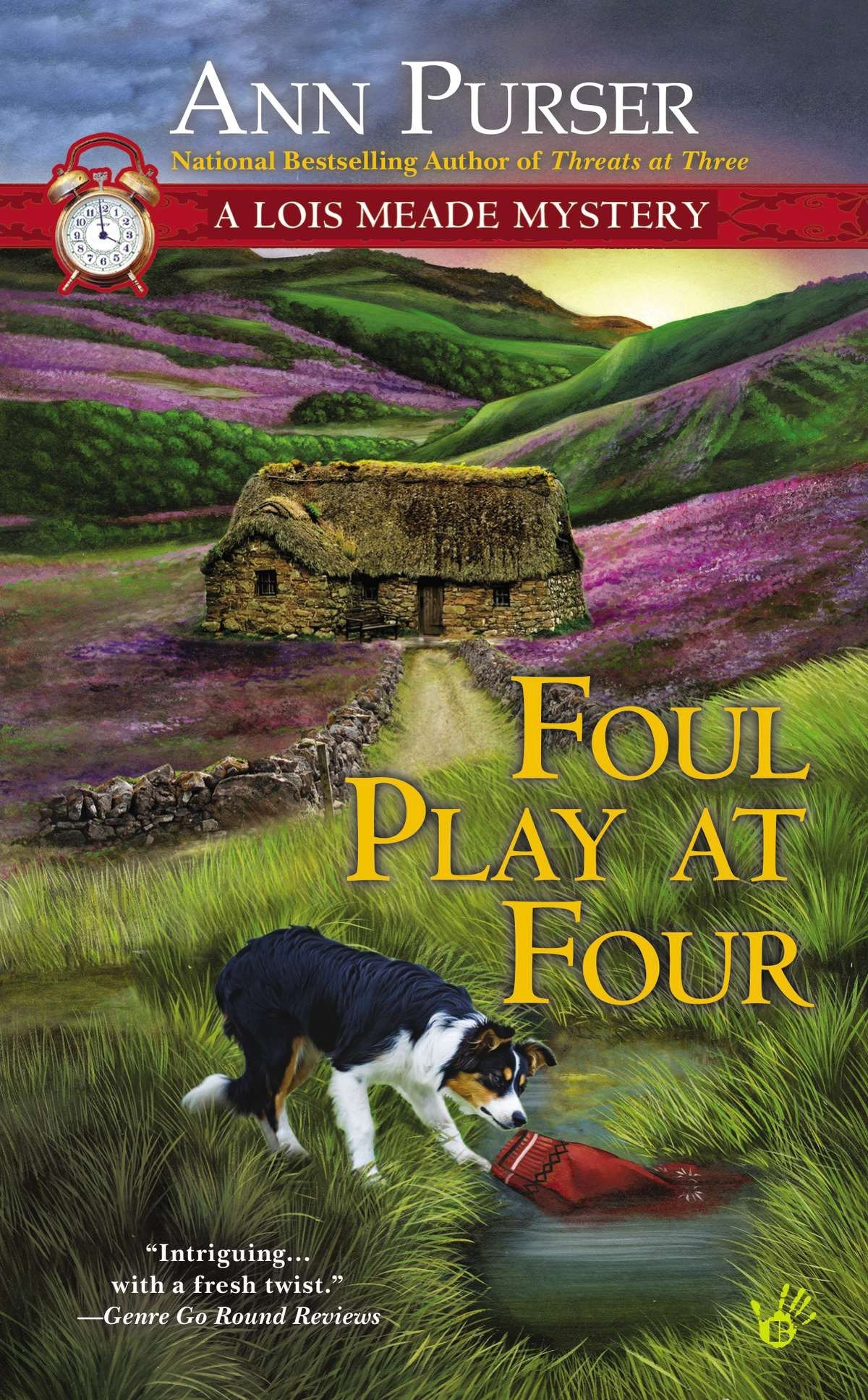 Read Online Foul Play at Four (Lois Meade Mystery) pdf epub