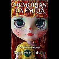 MEMÓRIAS DA EMÍLIA: Versão Original (Clássicos Brasileiros)