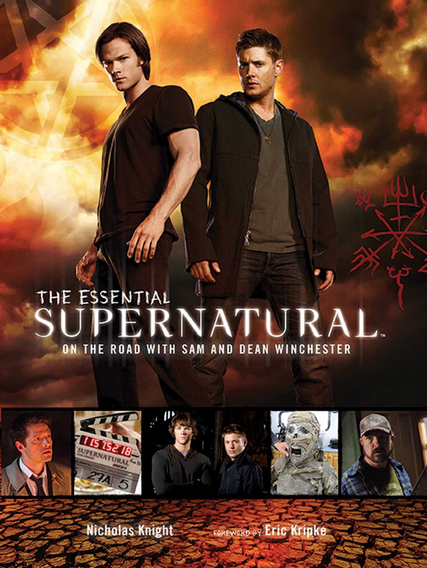 the essential supernatural on the road with sam and dean winchester