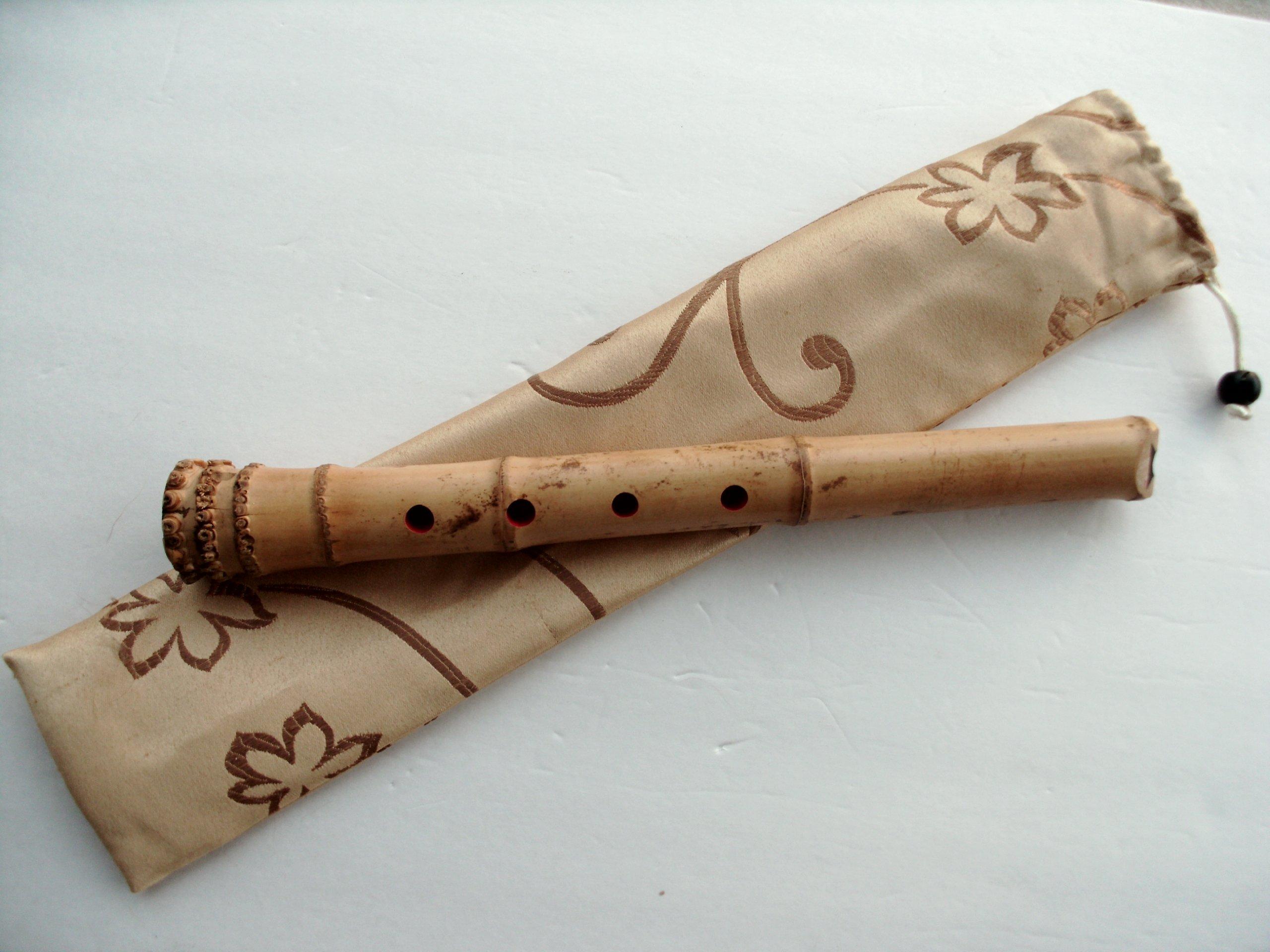 1.3 Shakuhachi Pentatonic w. Root End Zen Instrument