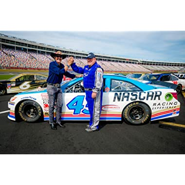 NASCAR Rookie Driving Experience at Charlotte Motor Speedway with NASCAR Racing Experience