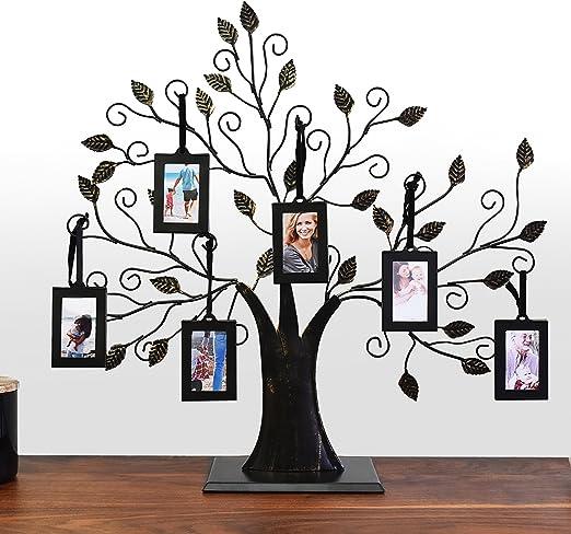 Stammbaum Bilderrahmen Anzeige Happiness Tree 7 Hängender Bilderrahmen