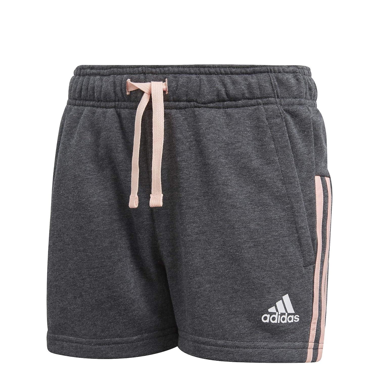 517e149eb1c2e adidas Mädchen Yg 3s Shorts: Amazon.de: Sport & Freizeit