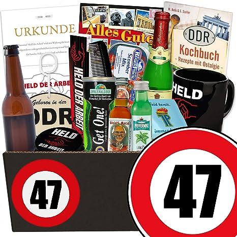 47 Geburtstag Idee Ost Paket 47 Geburtstag Lustige Geschenke
