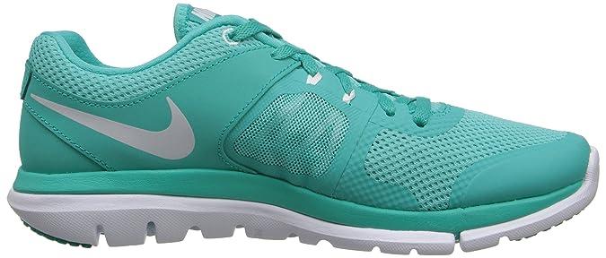 Nike Flex 2014 Rn, Baskets mode femme - Vert (Hypr Jd/Mtlc Pltnm-Hypr Trq-Wh),  38.5 EU: Amazon.fr: Chaussures et Sacs