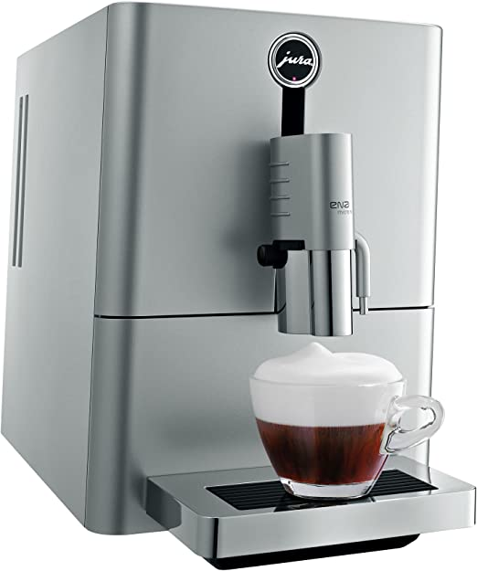 Jura ENA Micro 9 One Touch - Cafetera (Independiente, Totalmente ...