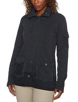 Vans teniente chaqueta para mujer, mujer, Lieutenant, Onyx ...