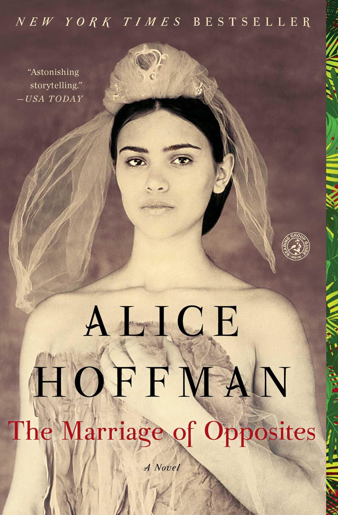 5d3370335 Amazon.com  The Marriage of Opposites (9781451693607)  Alice Hoffman ...