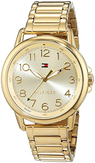 Tommy Hilfiger 1781656 - Reloj de Pulsera analógico para Mujer, Informal, Deportivo (Mecanismo
