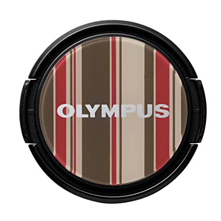 Olympus LC-37PR Gray Polka Dot Decorative..