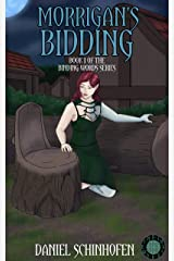 Morrigan's Bidding (Binding Words Book 1) Kindle Edition
