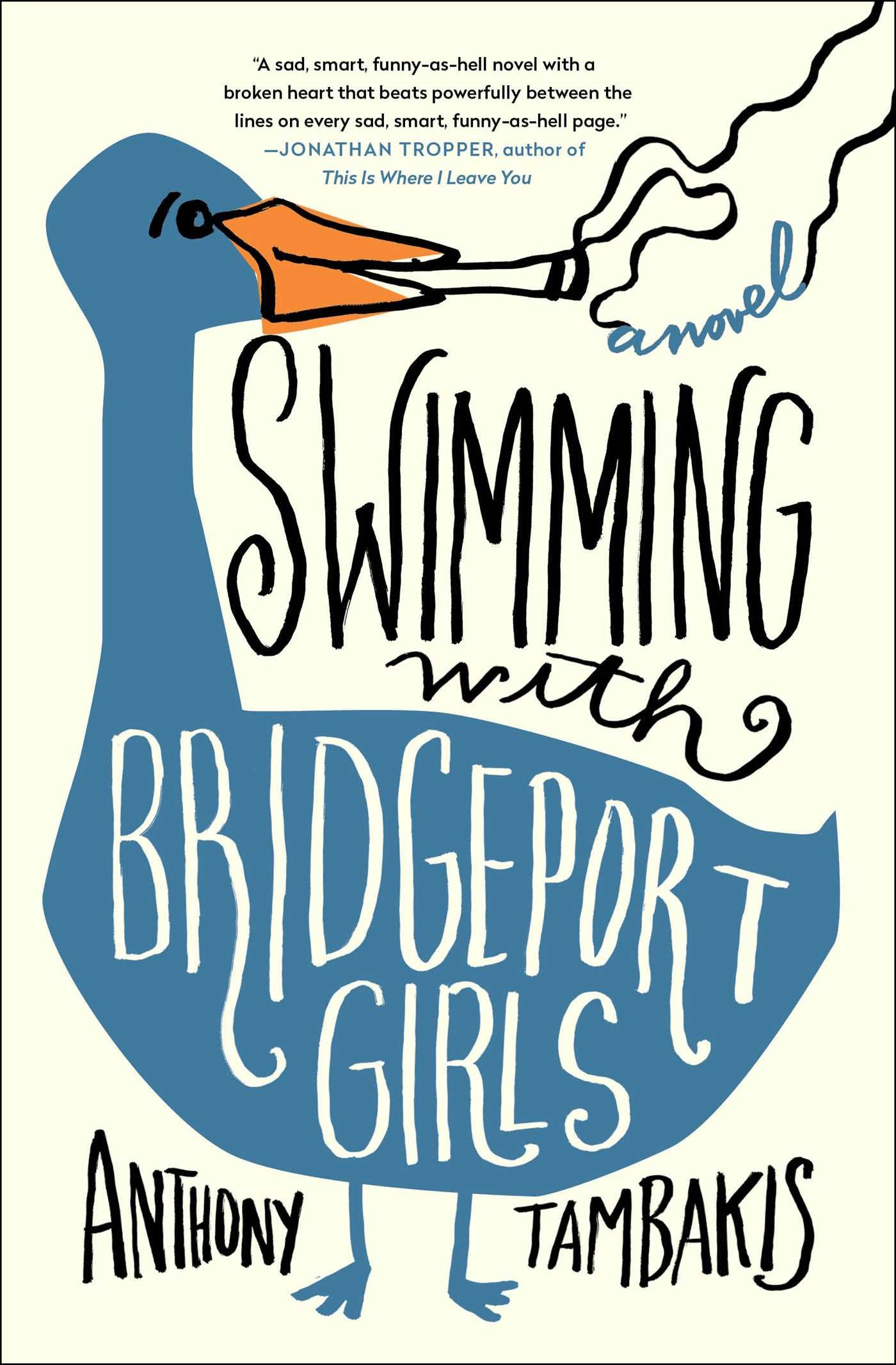 Download Swimming with Bridgeport Girls: A Novel PDF