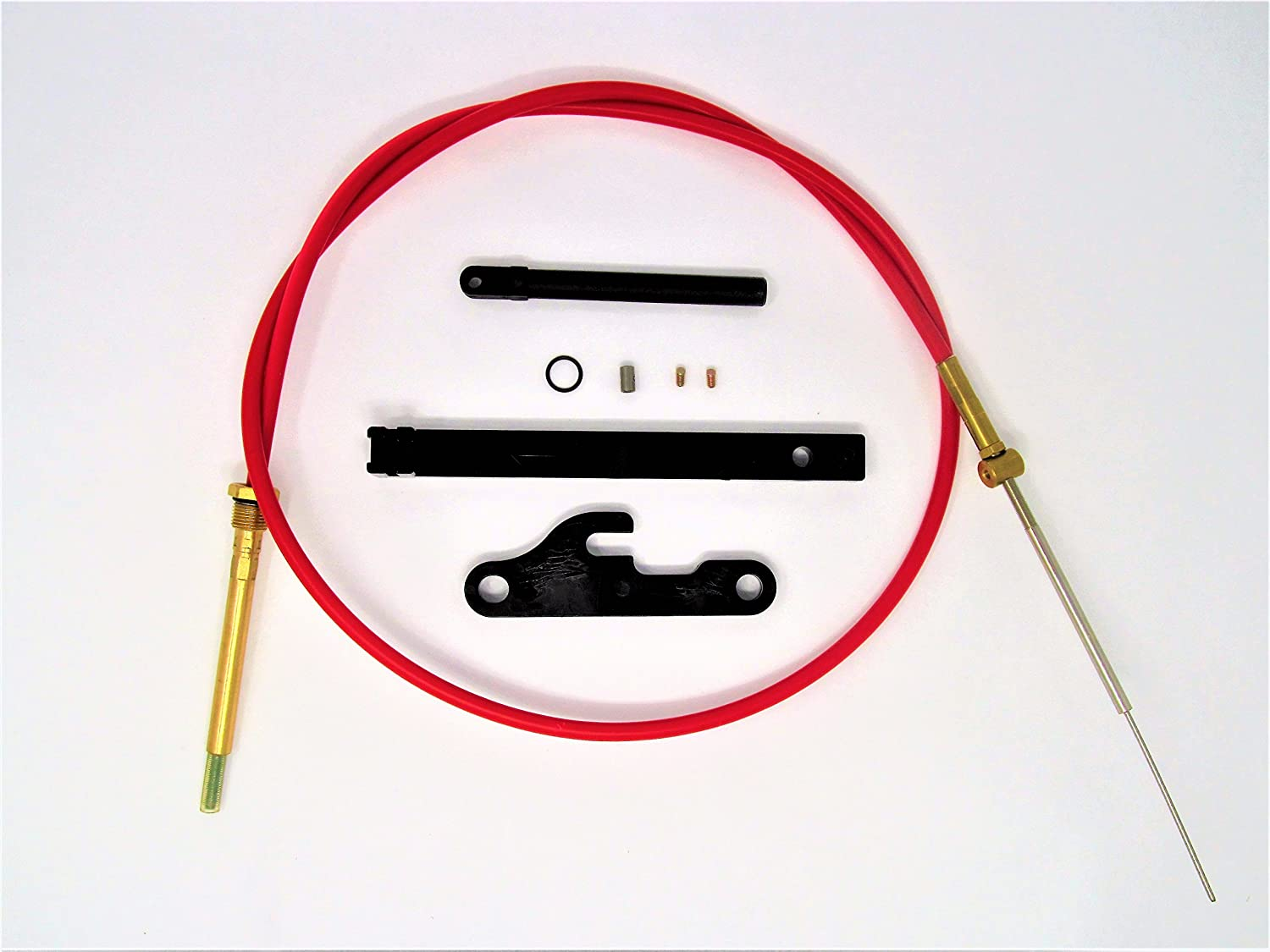 Omc Cobra Outdrive Shift Cable Shifter Wiring Diagram Marine Parts House Complete Repair Kit Tool Sports Outdoors 1500x1125