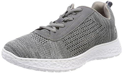 uk availability 128b8 a567b Rieker Damen N4105 Sneaker
