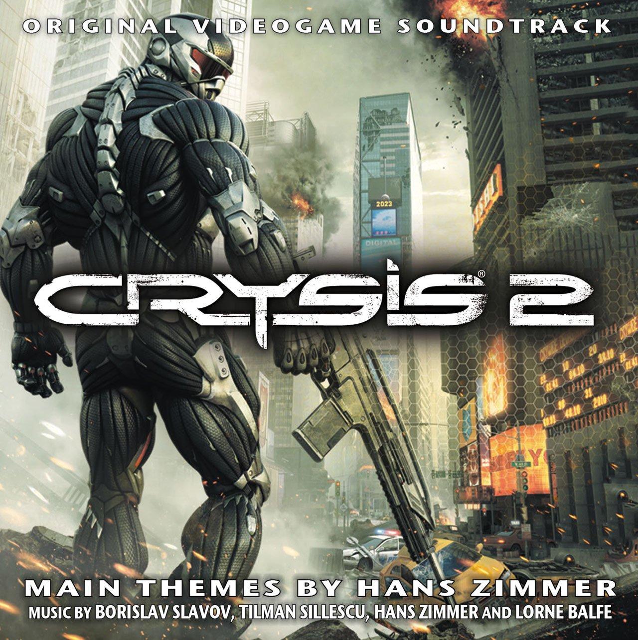 Crysis 2 - Hans Zimmer, Lorne Balfe: Amazon.de: Musik
