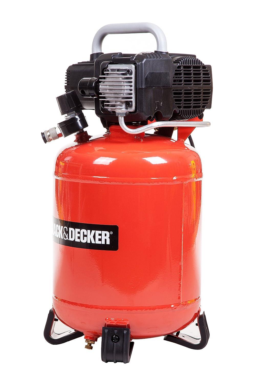 Black+Decker 1802 - Compresor con tanque de 24 L, sin aceite: Amazon.es: Bricolaje y herramientas