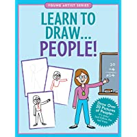 Learn to Draw People! (Easy Step-by-Step Drawing Guide) (Young Artist)