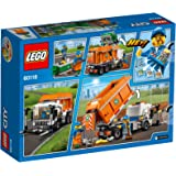 LEGO City Great Vehicles 60118 Garbage Truck Playset